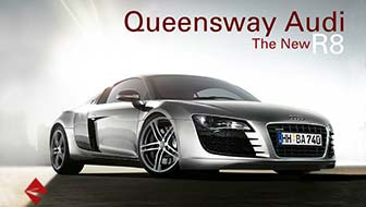 Queensway Audi Website
