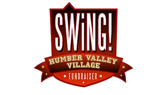 Swing Fundraising Website